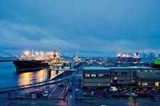 Gate secures financing for LNG break bulk expansion