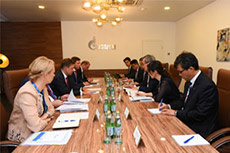 Gazprom and Kogas discuss LNG exports