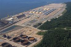 Gazprom set to build new LNG plant