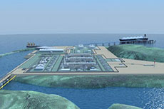Gazprom advertises Vladivostock-LNG project