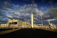 Santos GLNG plant receives final modules