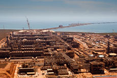 Gorgon Project produces first LNG