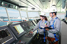 HHI tests HiCASS system on LNG carrier