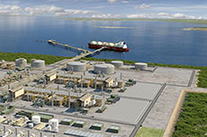 Further LNG contract for Kentz