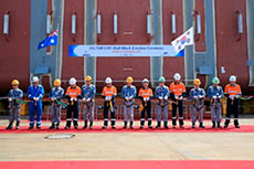 Ichthys LNG project reaches milestone
