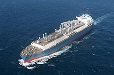 FSRU vessel completes sea trial