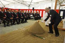 Japex starts construction of LNG terminal