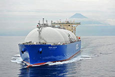 GE to outfit LNG carriers with propulsion systems