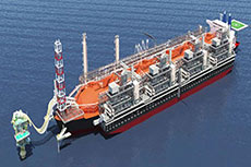 Kongsberg secures Golar FLNG contract