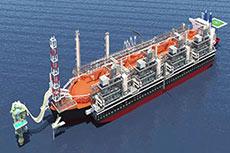 Kongsberg secures Golar FLNG contract