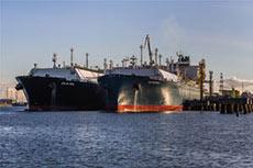 Klaipedos Nafta releases August 2015 regas figures