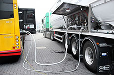 Gazprom, Solbus launch LNG buses in Poland