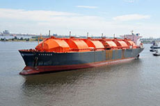Exmar unveils LNG fleet earnings for 2013