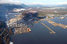 Yokogawa selected as contractor for LNG Canada project