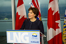 Statement on LNG export licence approvals