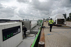 Port of Rotterdam in LNG joint venture
