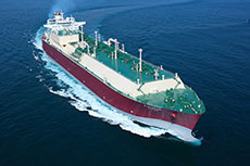LNG supply exempt from customs duty