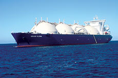 SHI selects GTT technology for ethane carriers