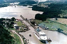 EIA looks at Panama Canal expansion