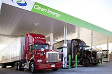 Clean Energy opens first Florida LNG station