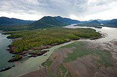 First Nations oppose Petronas' LNG project