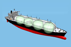 MHI completes development of new LNG carrier