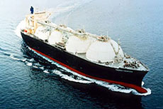 MOL LNG carrier selected as 'best quality' ship