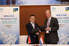 Port of Rotterdam and MPA to research LNG bunkering