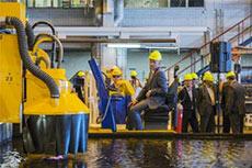 Meyer Turku starts production of LNG-fuelled ferry