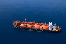 OLT Offshore LNG Toscana awards peak shaving service contract