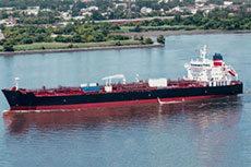 Crowley takes delivery of first new product tanker