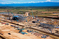 PNG LNG project expects early first delivery