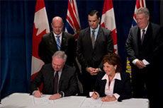 B.C. reaches agreement with Pacific NorthWest LNG
