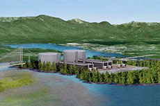 Pacific NorthWest LNG and Kitselas First Nation sign IMBA