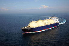 TEPCO christens new LNG carrier