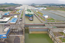 First LNG carrier transits the expanded Panama Canal