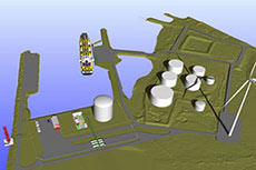 Gasum selects LNG import terminal site
