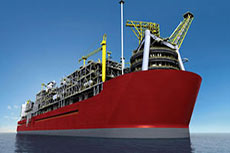 Video: installation of subsea structures for Shell's Prelude FLNG vessel