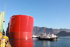 Shell floats Prelude FLNG: video