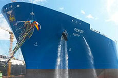 Gazprom and Sovcomflot name new LNG carrier
