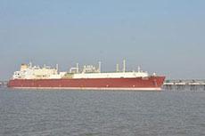 Dahej LNG terminal receives first Q-Max vessel