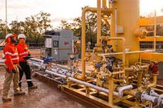QGC announces natural gas development