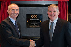 QGC opens operations hub