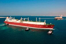 Qatargas makes first Q-Max LNG delivery to Dubai