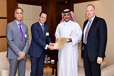 Qatargas receives Shell safety award