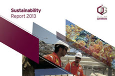 Qatargas releases its 2013 Sustainability Report