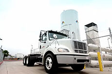 Ryder's natural gas fleet surpasses 20 million miles