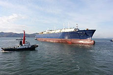 Fourth LNG carrier launched in South Korea