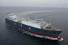 Dual fuel technology for four SHI LNG carriers