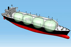 Mitsubishi receives order for LNG carriers